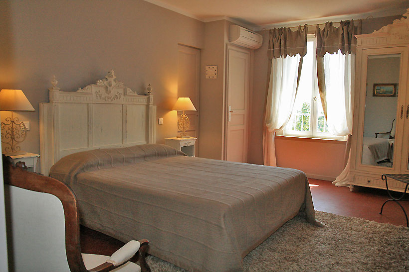 Rooms in Grimaud